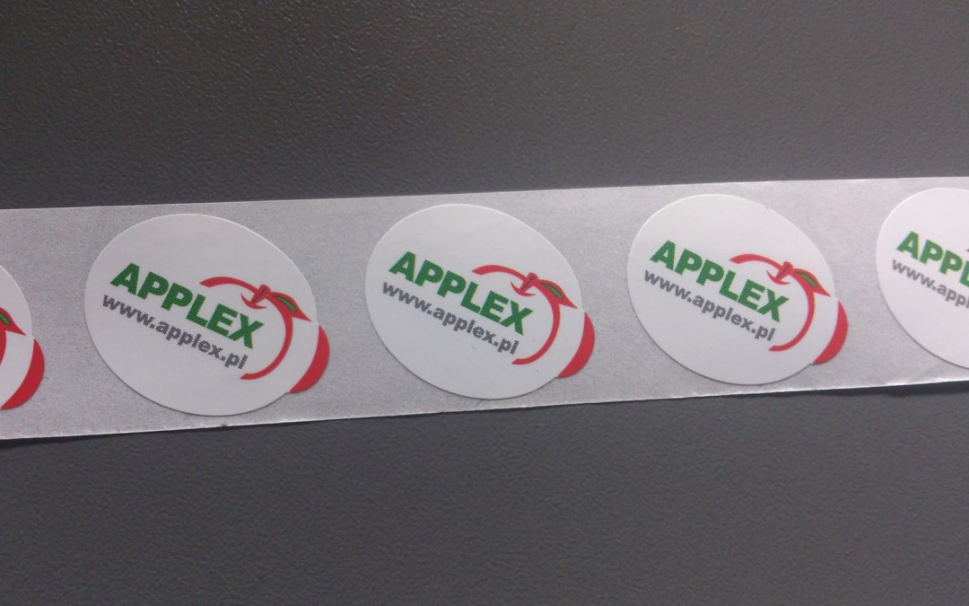 1 stickery Applex