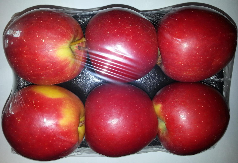 11 Gala Must tacka 6 sztuk owoców