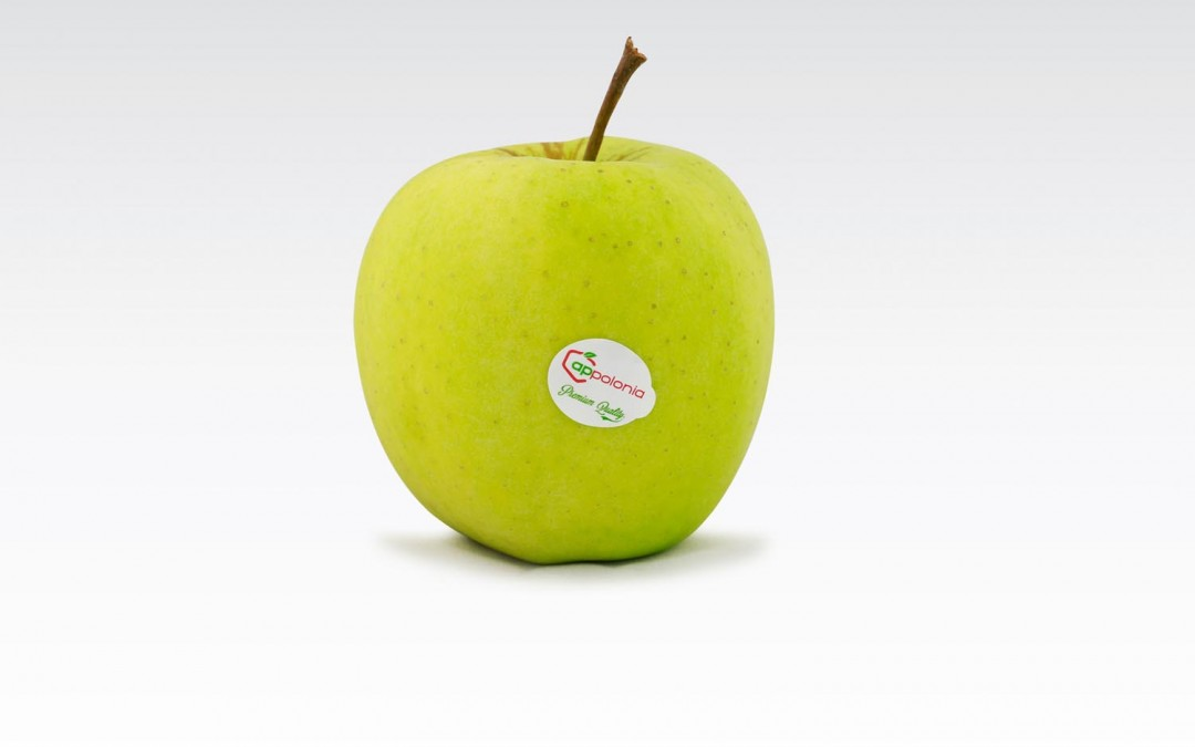 8 Golden Delicious stickery Appolonia